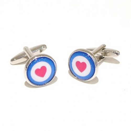 Love and Romance Cufflinks