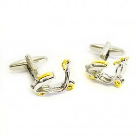 Cufflinks - Scooter 2 Tone