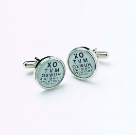 Cufflinks - Eye Test